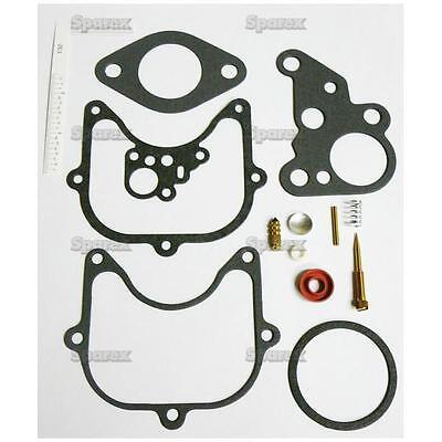 CARBURETOR KIT replaces Holly 6717 for Ford tractors 2000, 3000, 4000 and more