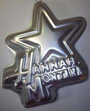 "Wilton Disney Hannah Montana cake 12 1/2""x13""x2"""