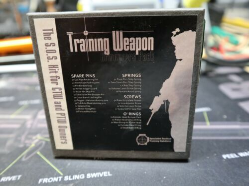 G/&D DTW STTS rescue Kit Celcius DTW Systema PTW