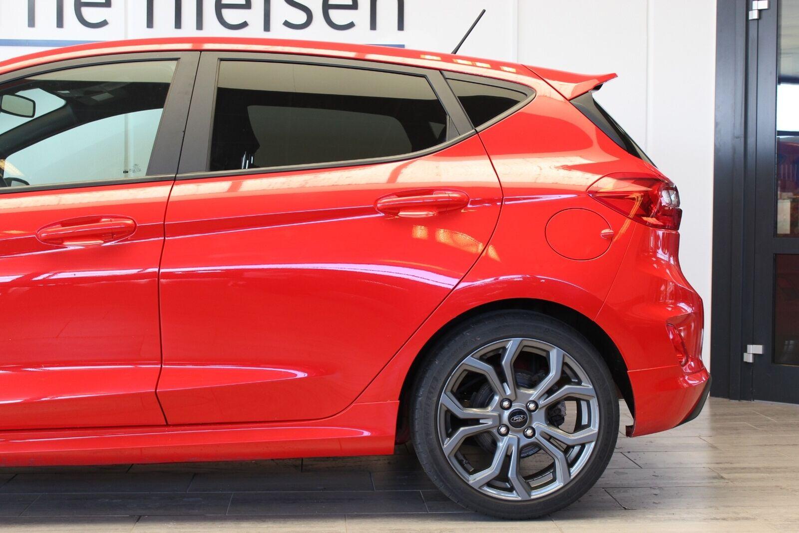 Ford Fiesta 1,0 EcoBoost ST-Line - billede 4