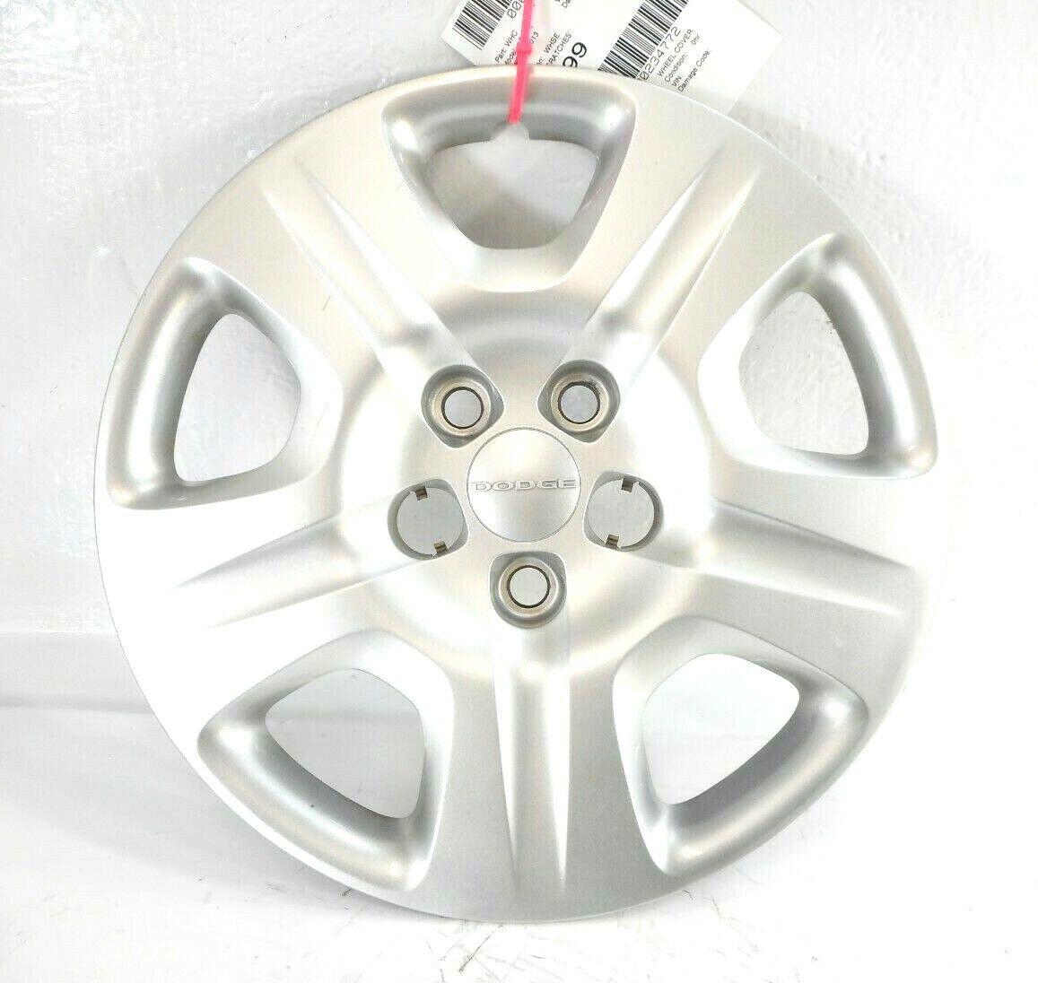 Genuine Factory Original OEM 8041 Wheel Cover Dodge Dart 2013-2016 Hubcap