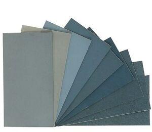 "Fountain Pen & Nib - Micro-mesh - 8000 Grit Polishing Cloth Sheet (6""x3"") 0rcks3qv-07215214-357809341"