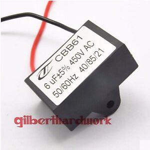 5pcs-CBB61-6UF-450V-Ceiling-Fan-Capacitor-start-capacitor