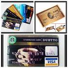 New Cool Credit Card Model 4GB 8GB 16GB 32GB usb2.0 flash memory stick pen drive