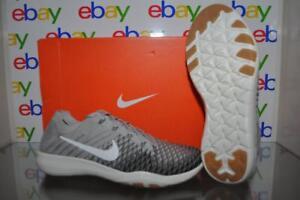 Nike-Free-TR-Flykit-2-Womens-Training-Shoes-904658-002-Pale-Gray-Charcoal-NIB