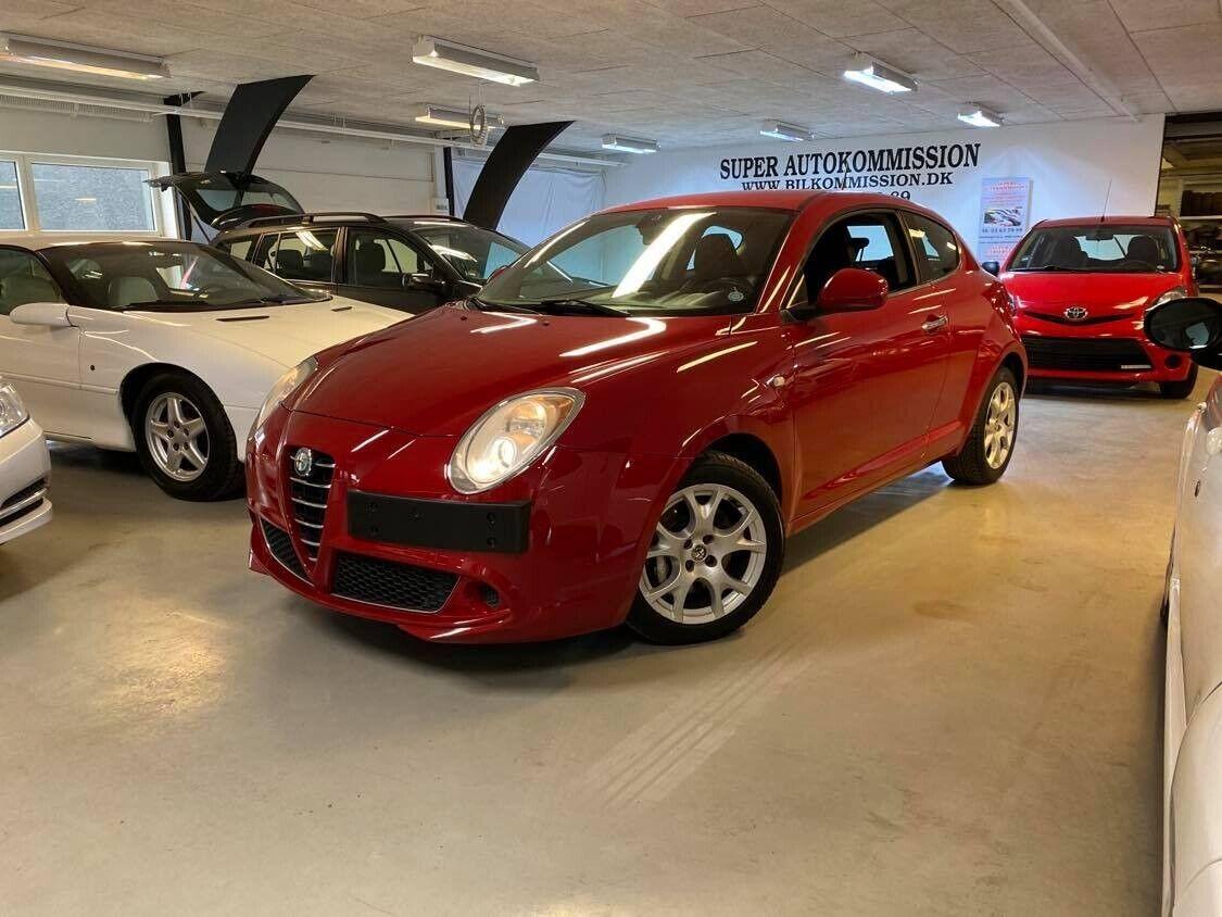 Alfa Romeo MiTo 1,4 TB 155 Distinctive 3d