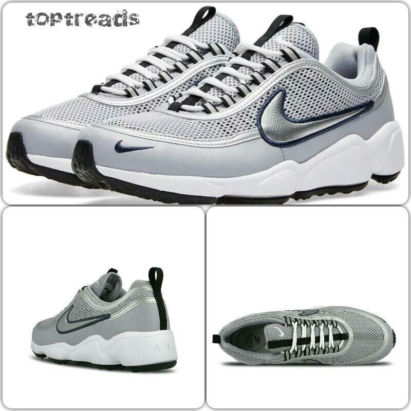 Nike air zoom spiridon wolf Gris, Femme6.5 EUR 40.5 (905221 001)