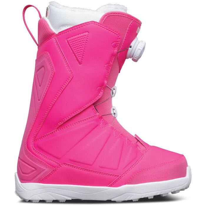 ThirtyTwo Women Lashed BOA Snowboard Boots (7) Pink
