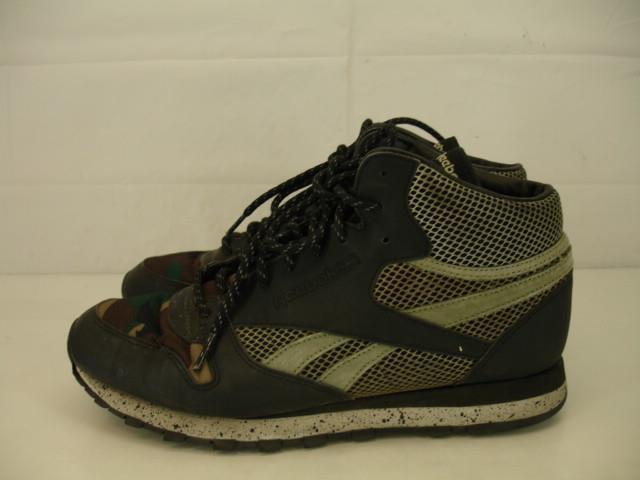 Mens 9 M Reebok Reebok M Classic Lthr Mid R12 X Atmos Sneaker Shoes 30th Anniversary Camo 0f8e28