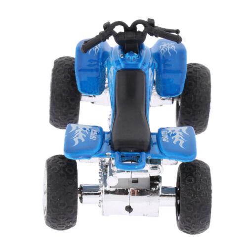 6 X Mini tierreibungsgetriebenes auto retirar ATV buguies juguetes infantiles