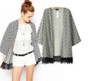 veste femme kimono