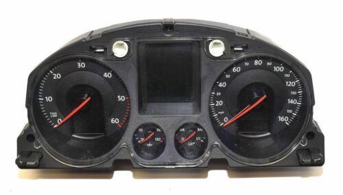 VW Passat 3 C 3c2 b6 1.9 tdi compteur de vitesse Combi instrument 3c0920971e