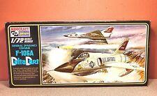 1/72 HASEGAWA F-106A DELTA DART MODEL KIT # 054