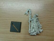 Warhammer FANTASY Elves WOOD ELF MALE SPELLSINGER SPELLWEAVER metal OOP