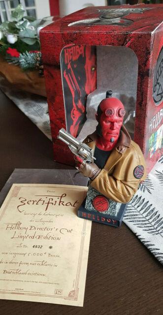 Hellboy Director's Cut - Limited Edition - mit Figur - Box 4932 von 5000