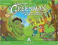 (15).greenman A (4 AÑos).pupils Book.magic Forest. EnvÍo Urgente (espaÑa) Avec Des MéThodes Traditionnelles