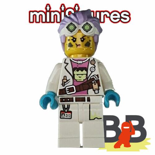 LEGO ® Hidden Side ™ minifigs Technique-GENIE J.B provenant du set 70418