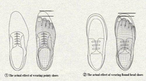 Nuevo-Para Hombre De Cuero Marrón Hecho A Mano Estilo Alta Botas al Tobillo Zapatos, punta del ala para hombres