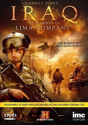 Iraq War:The Marines of Lima Company (New DVD) US Marines