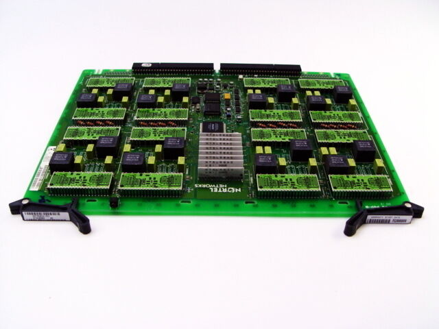 Nortel NT6R16AA 8 Port Voicemail Card Meridian 1 Circuit