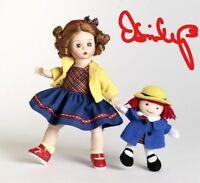Rare Madame Alexander 2009 Madeline And Me 8 Bk Wendy Doll_49890_nrfb