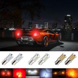 12V-1156-LED-Bright-Auto-Car-Tail-Brake-Turn-Signal-Light-Reverse-Lamp-Bulb-BWW