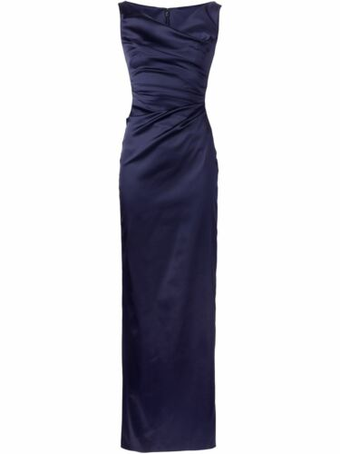 Runhof Allemagne de 'colly' Incroyable Handmade1293 robe luxe Talbot authentique Rrp HWE9Y2DI