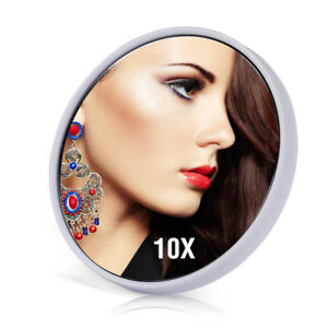 10X-Magnifying-Makeup-Mirrors-with-Suction-Cups-Round-Shape-Cosmetic-Beauty-Tool