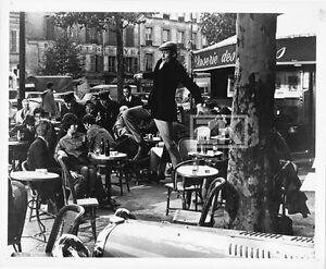 WHAT-039-S-NEW-PUSSYCAT-O-039-Toole-CLOSERIE-DES-LILAS-Paris-Voiture-SINGER-Photo-1965