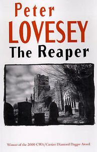 """VERY GOOD"" The Reaper, Lovesey, Peter, Book"