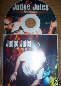 JUDGE-JULES-DJ-MIX-CD-VOL-5-TRANCE-LISTEN