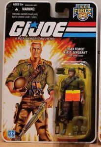 "G.I. Joe 25th Anniversary: Tiger Force First Sergeant - Duke 3.75"" Figure"