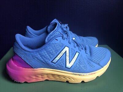 Women's New Balance 690 V4 Speed Ride Running Shoes Grey/pink 690YP4 Size 7   eBay