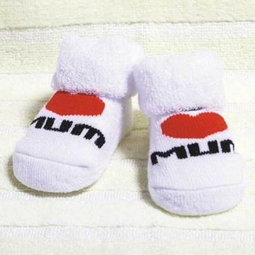 Newborn 0~6 Months Cotton Baby Girls Socks Infant Socks FA