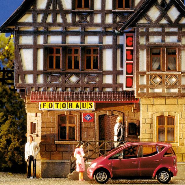LS5920 - BUSCH 5920 ROTULO LUMINOSO Lauflichtwerbung mit Lichtfolge Busch Werbe
