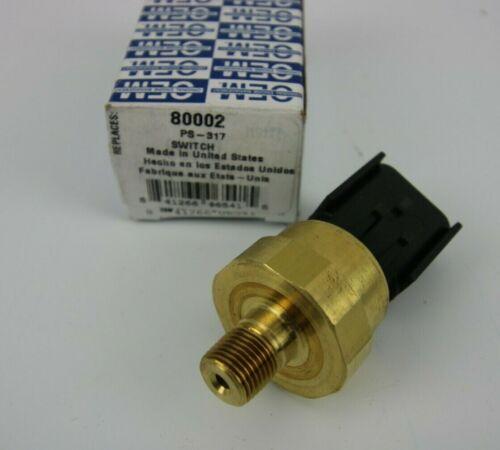 Original Engine Management Engine Oil Pressure Switch PS-317 80002