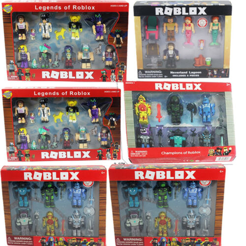 """Roblox Characters Figure With Box 7//7.5cm 2.75/"""" 3/"""""""