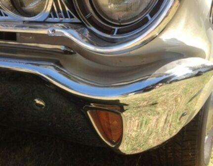 Show-Quality Parking Lens /& Gasket Set for 1964 Dodge B-Body