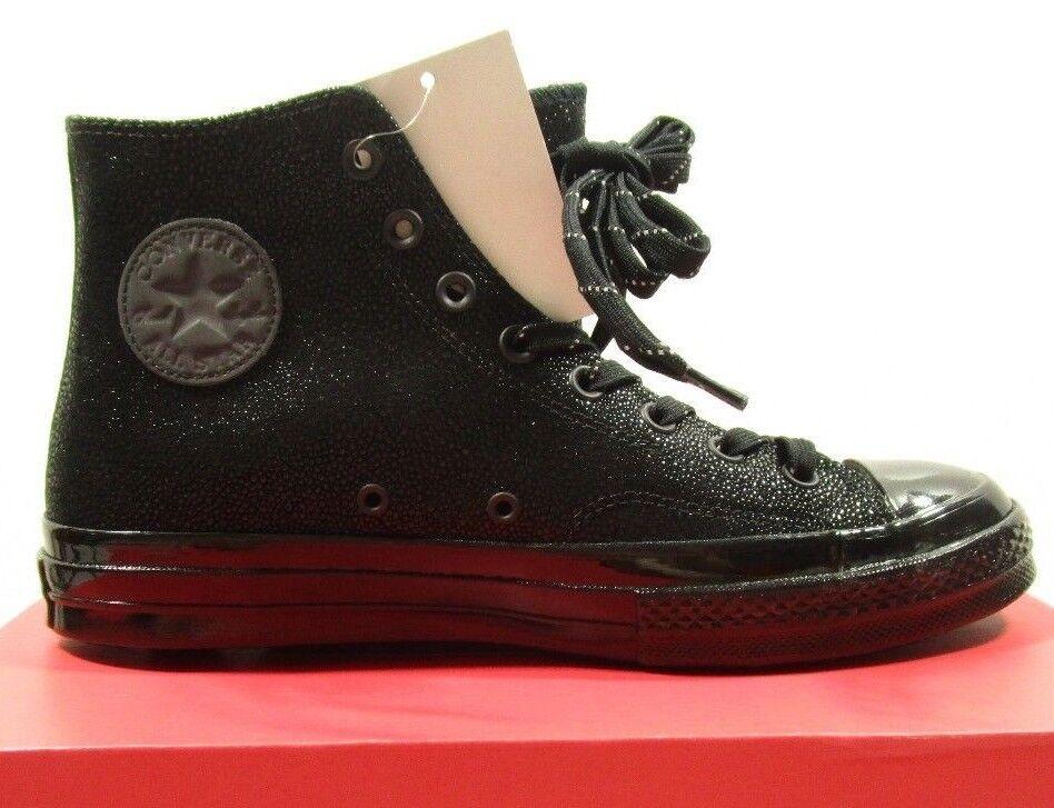 30a03eb18b05 Converse Chuck Taylor All Star 70 Hi Black Hi Top Top Top Sneaker 156701C  57bc61