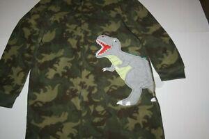 NEW Carter/'s Boys 1 Piece Dinosaur City PJs Cotton NWT 12m 18m 24m 3T 4T 5T