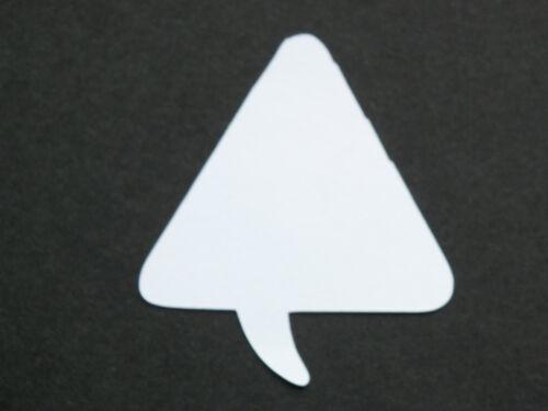 del habla artesanía silueta dado corta Banners 15 Etiquetas De Burbujas
