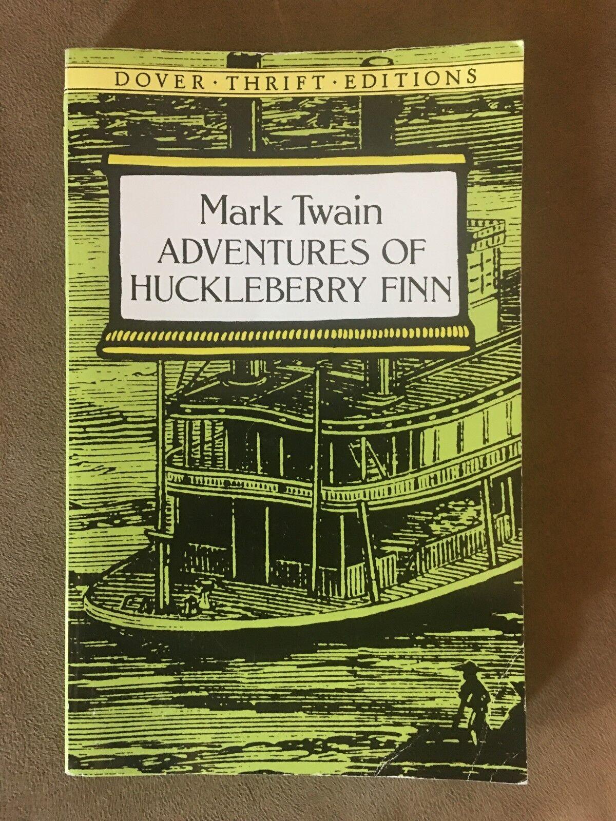 huckleberry finn book value