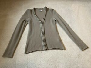 Parfait uk10 I42 100 Cachemire Collections Armani Pull BYqwBT1