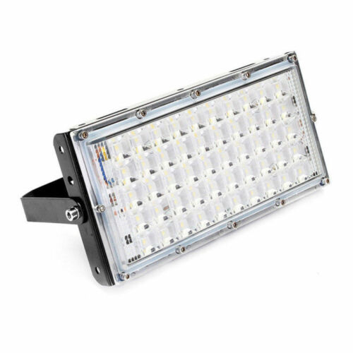 50W LED Flood Spot Light Outdoor Work Landscape Lamp For Yard Camping Outdoor SD