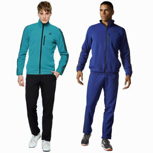 Detalhes sobre Adidas Climacool Cool 365 Men's Full Zip Training Tracksuit Jacket & Pants M 3XL