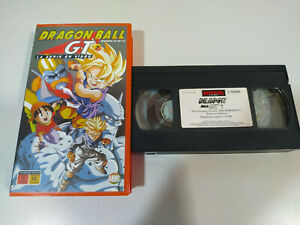 Dragon-Ball-GT-La-Serie-Volumen-7-Episodios-19-20-21-VHS-Cinta-Tape-Espanol