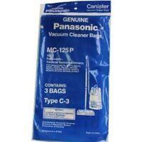 Genuine Panasonic C-3---3 Bags In A Pack Vacuum Cleaner Bags