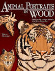 Animal Portraits in Wood: Crafting 16 Artistic Mosaics with Your Scroll Saw by Neal Moore (Paperback, 2006)
