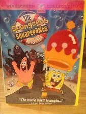 The Spongebob Squarepants Movie (DVD, 2005, Full Screen Collection)