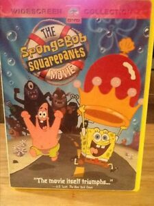 the spongebob squarepants movie dvd 2005 full screen collection